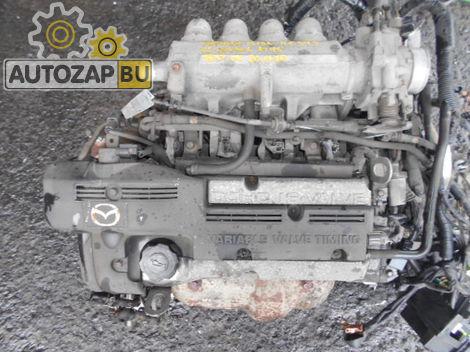 Двигатель MAZDA FAMILIA BJ5 ZL