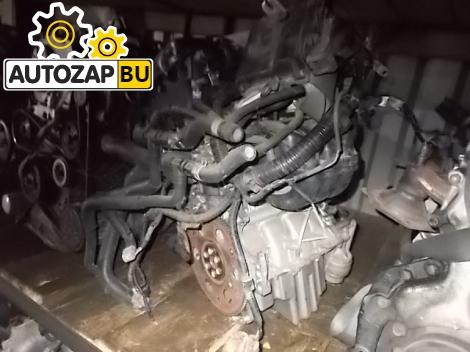 Двигатель на TOYOTA VITZ KSP90 1KRFE