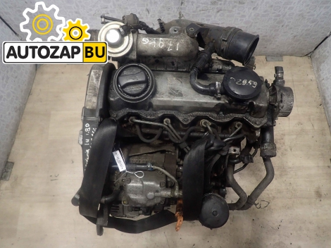 ДВС Skoda Octavia MK1 A4 AGR