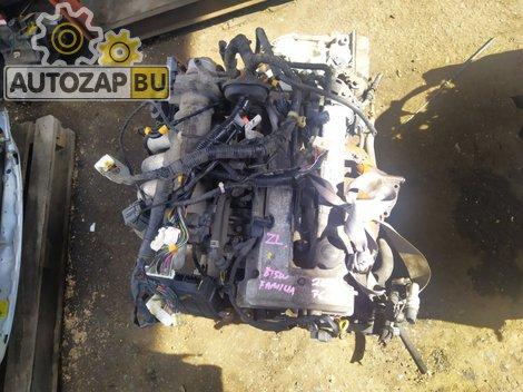 Двигатель MAZDA FAMILIA BJ5W ZL-DE