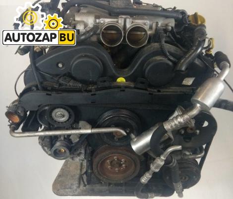 Двигатель Opel Omega B_X25XE