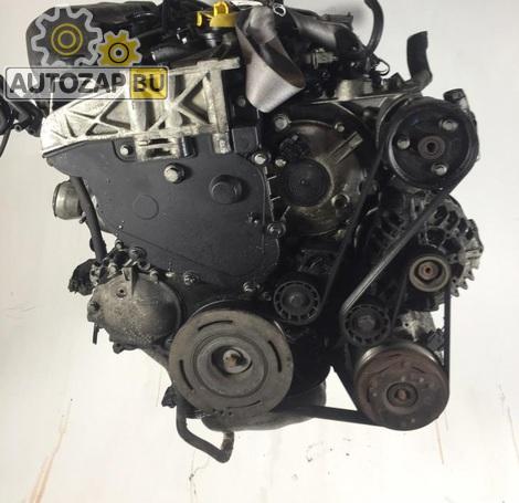 ДВС Renault Laguna II 2.2D G9T702