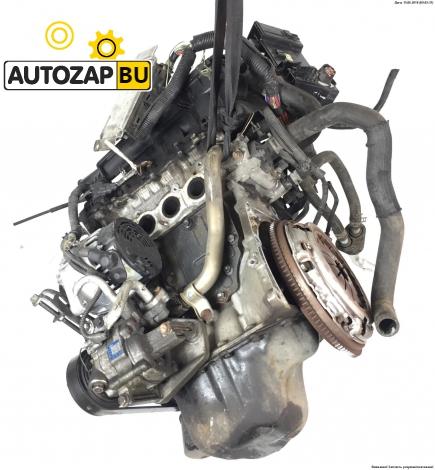 Двигатель (ДВС) Peugeot 107 1KR
