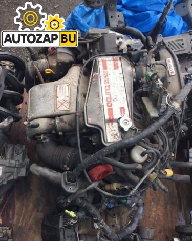 ДВИГАТЕЛЬ TOYOTA CALDINA ST215 3S-GTE