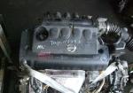 Двигатель NISSAN PRESAGE U31 QR25DE
