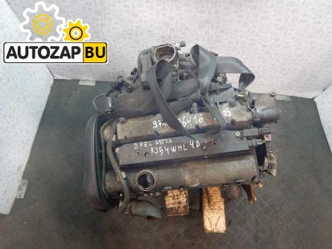 Двигатель Opel Astra G Z14XE