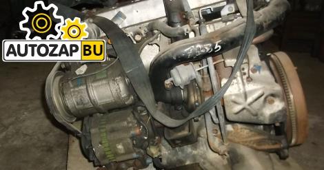 Двигатель ISUZU 4FG1
