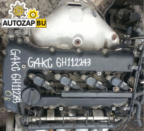 ДВИГАТЕЛЬ HYUNDAI Sonata G4KC