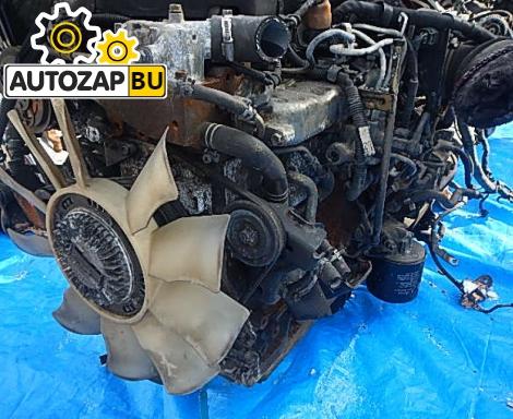 Двигатель ISUZU ELF NPR81 4HL1
