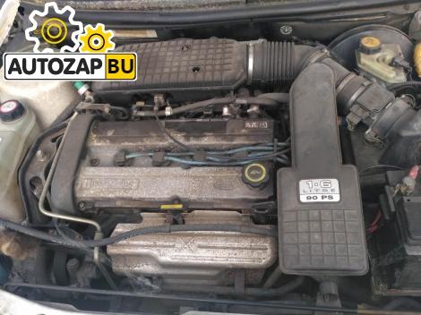 Двигатель Ford Mondeo I 1.6 инжектор (1993-1996)