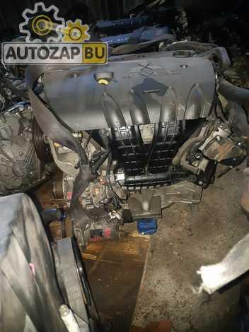 Двигатель на MITSUBISHI GALANT FORTIS CY4A 4B11