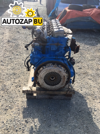 Двигатель Kia GrandBird D6AC