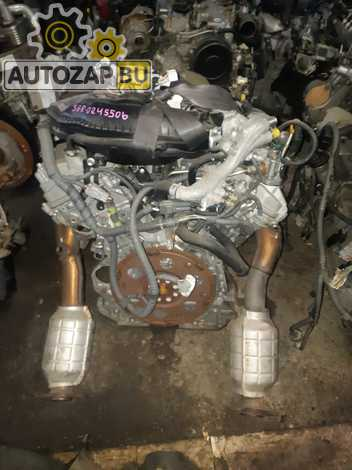 Двигатель TOYOTA CROWN GRS202 3GRFSE 2WD