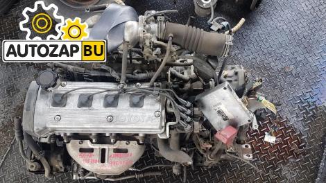 ДВС + КПП Toyota Corsa EL55 5E-FE