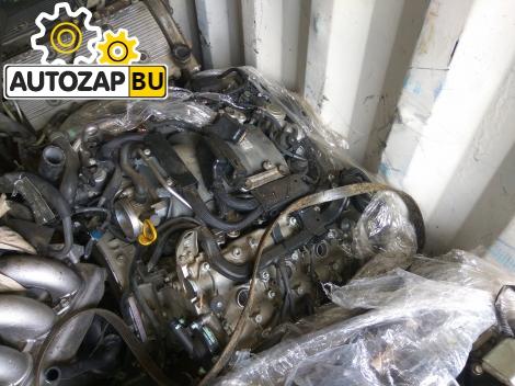 Двигатель MERCEDES S W221 272.964