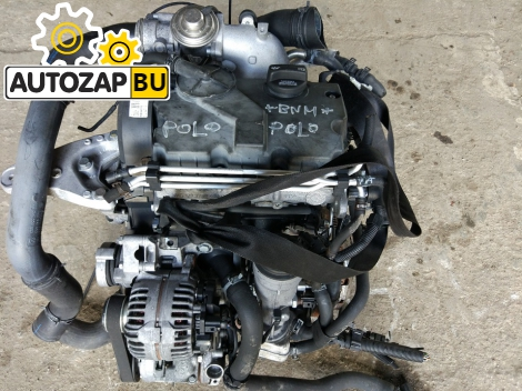 Двигатель Skoda Fabia BNM