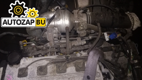 ДВС Toyota Tercel EL55 5E-FE