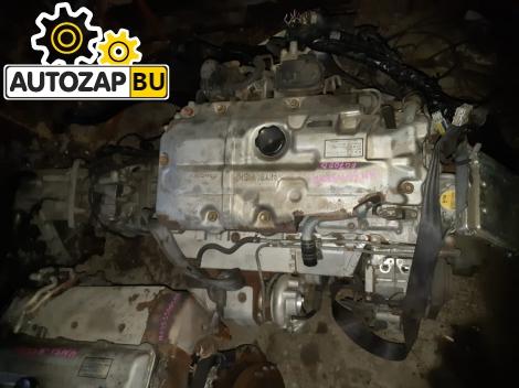 Двигатель на MITSUBISHI CANTER FE72 4M50T