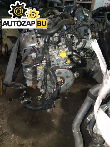Двигатель на TOYOTA VITZ NSP130 1NR-FE
