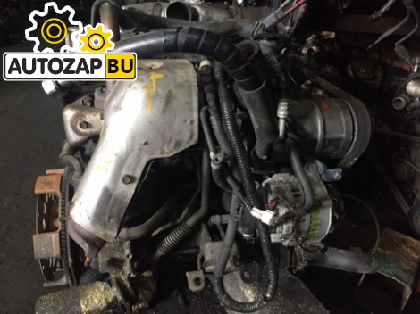 Двигатель ISUZU BIGHORN UBS69 4JG2