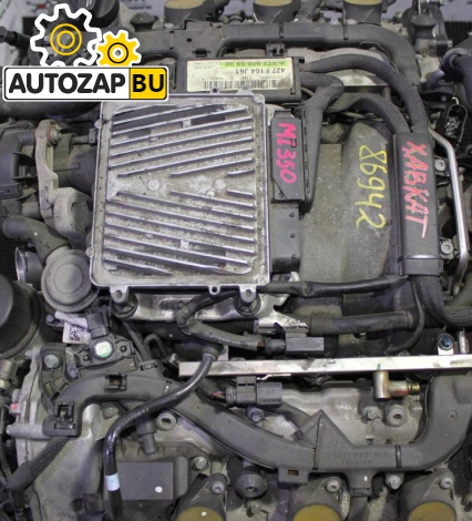 Двигатель MERCEDES ML350 W164 272.967