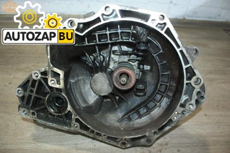 МКПП Opel Опель Zafira B Z18XER F17