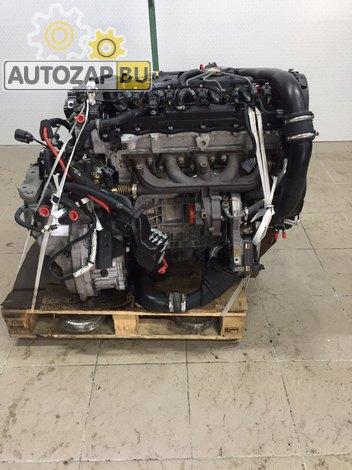 Двигатель Volvo V70 2.4 D5244T4