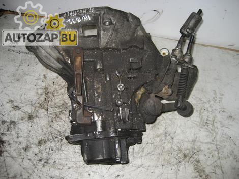 МКПП FIAT MULTIPLA 1.6 182b6000 5СТ