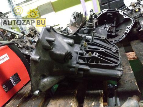 МКПП Fiat Ducato 2.3 F1AE0481D 6СТ