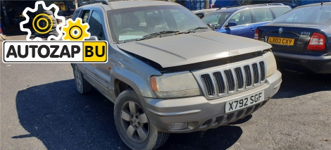 АКПП Jeep Grand Cherokee WJ Англия