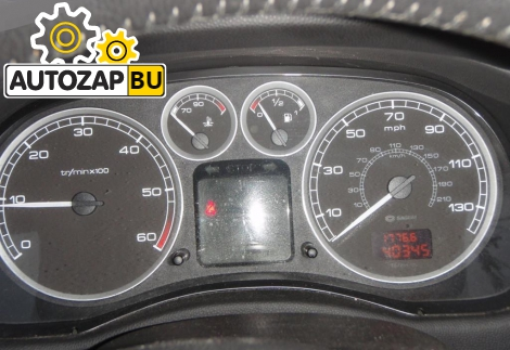 МКПП 5-ст. Peugeot 307307SW