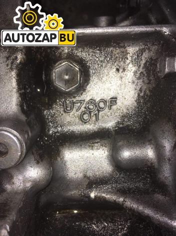 АКПП Toyota Venza AGV15 1ARFE U760F