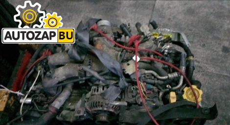 Двигатель на SUBARU LEGACY LANCASTER OUTBACK BD9 EJ25D