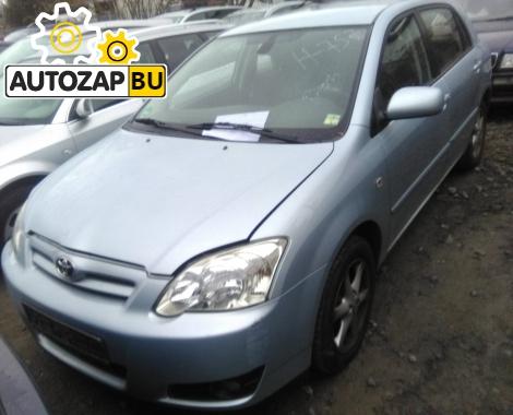 МКПП Toyota Corolla 120 1.4 4ZZ
