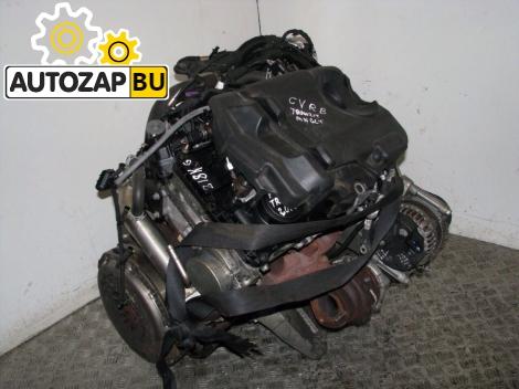 Двигатель CVRB/CVRA/CVRC Ford Transit 2,2tdci