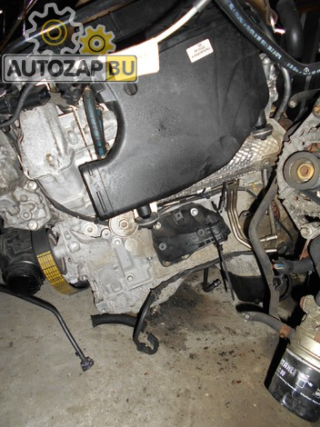 Двигатель Mercedes GL-CLASS X166 3.0D 642.826