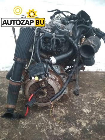 Двигатель Hyundai Getz/ Matrix D3EA