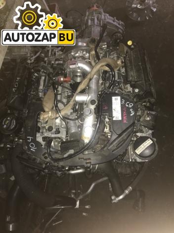 Двигатель Mercedes Gl350 X166 642.826
