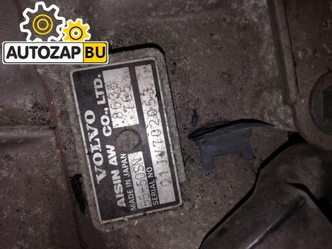 АКПП VOLVO на VOLVO B5244T3 55-50SN
