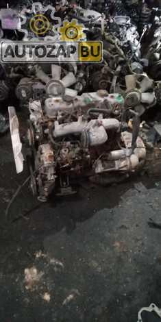 Двигатель на ISUZU ELF NKR55 4JB1