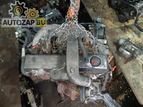 Двигатель Ssangyong Rexton 2.9 662.935 D29M