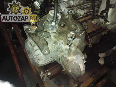 МКПП OPEL ASTRA H/ZAFIRA B 2.0T Z20LER